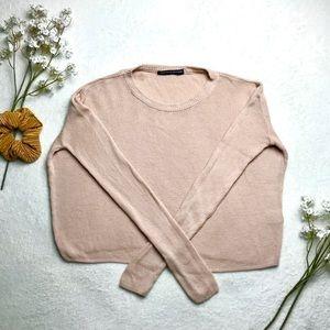 Brandy Melville | Knit Crop Top